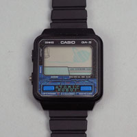 CASIO Atomic Robot