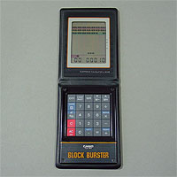 CASIO Block Burster
