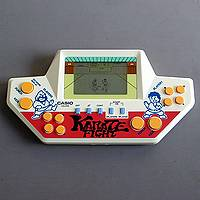 CASIO Karate Fight