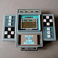 ENTEX Select-A-Game Machine