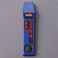 Invisible Alien Neutralizer
