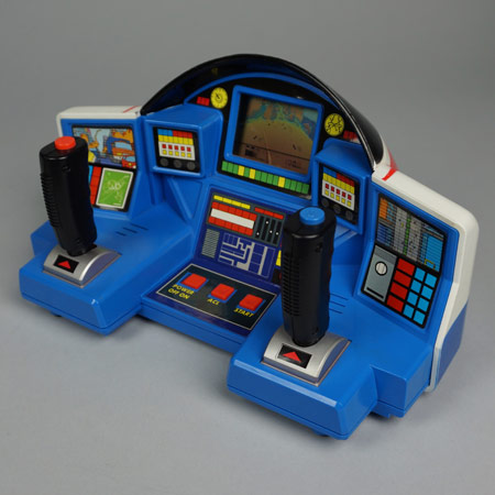 BANDAI Machine Man Dolphin (1985)