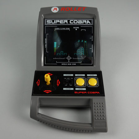 GAKKEN Super Cobra (1983)