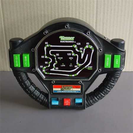 Electronic Plastic Misc Kenner Long Beach Grand Prix 1981