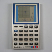 CASIO Game & Calculator Octi-Reversi