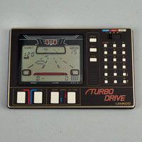 CASIO Turbo Drive